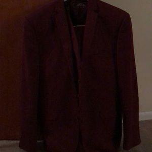 Other - 3 piece men's suit slim fit size 42, worn 1 time
